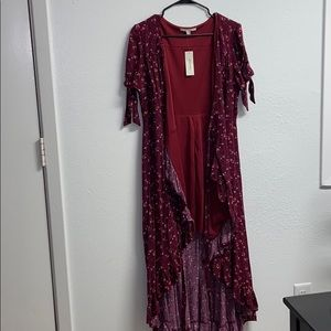 NWT Francescas Wrap Dress